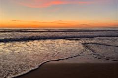 West Coast Sunset IphoneXs ©Herman Olivier