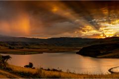 Bell Park Dam Central Drakensberg  - ©Theuns Olivier (Senior & Evening Winner)